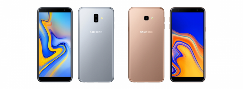 Samsung Galaxy J6+ and J4+ launch in India with Infinity Displays and Qualcomm Snapdragon 425