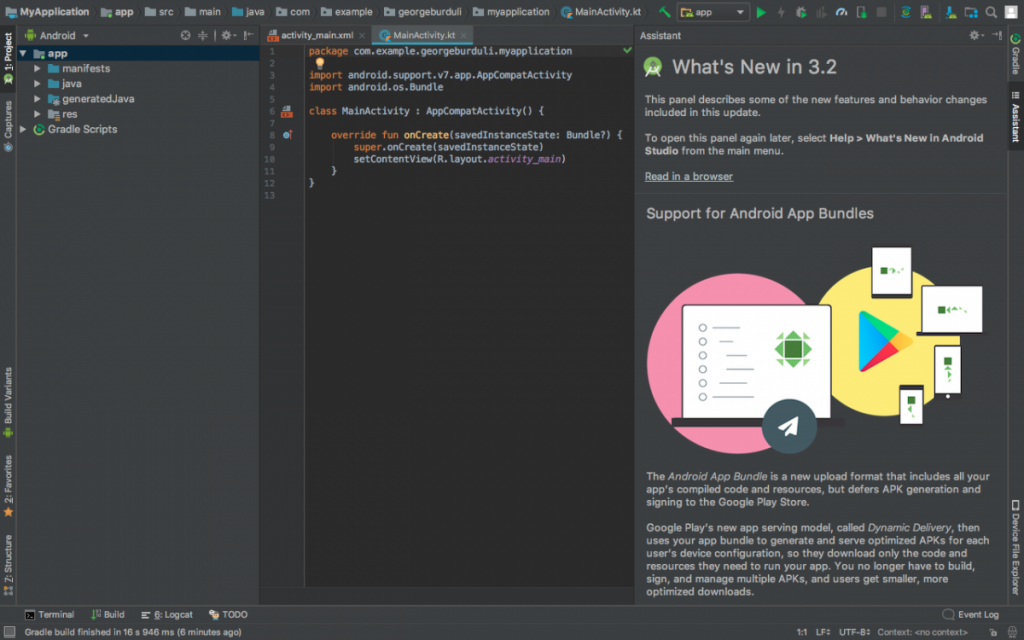 android studio 3 1 2 download