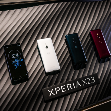 Sony Xperia XZ3 joins the LG G7 in getting special Google Assistant commands