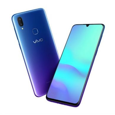 Vivo V11 launched in India with 6.3-inch notched display and MediaTek Helio P60 SoC