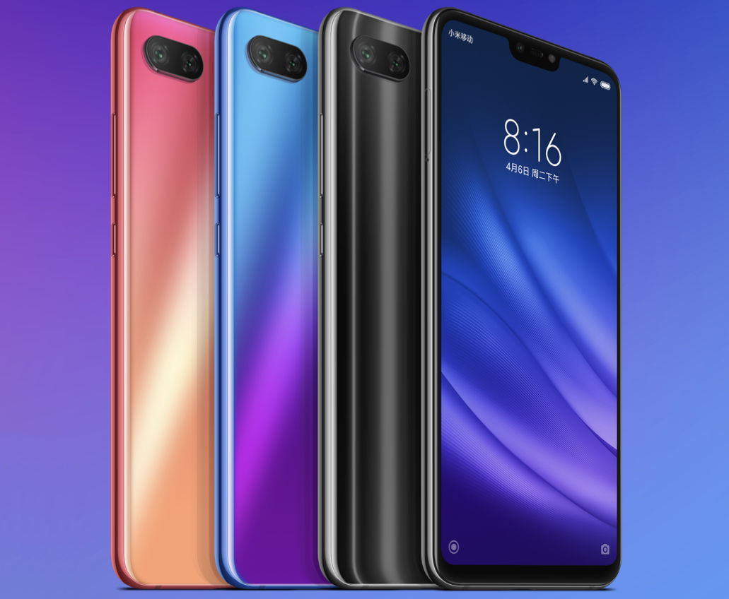 7e22926d6 Xiaomi Mi 8 Lite launches in China with Qualcomm Snapdragon 660