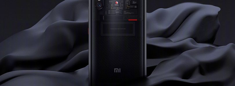 Xiaomi Mi 8 Pro announced with a pressure-sensitive in-display fingerprint scanner