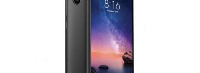 Xiaomi Redmi Note 6 Pro announced with 6.3-inch notched display and Snapdragon 636