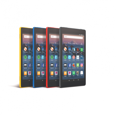Unofficial LineageOS 17.1 brings Android 10 to the 2018 Amazon Fire HD 8