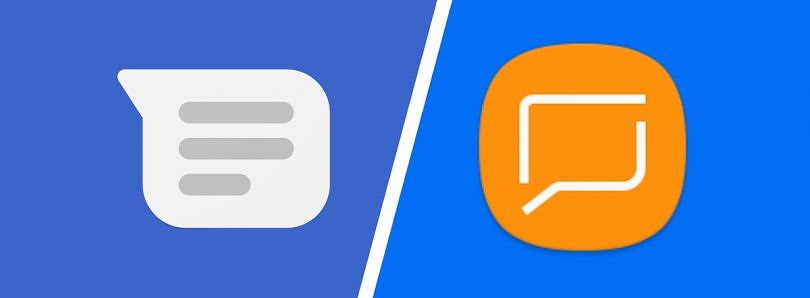 Android Messages and Samsung Messages RCS features will work seamlessly together