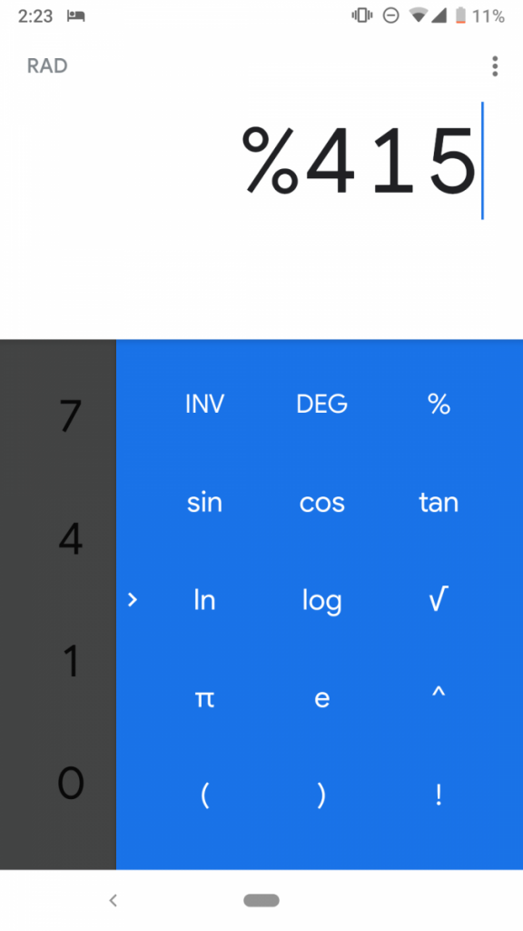 Google Calculator gets a Material Theme redesign in latest ...