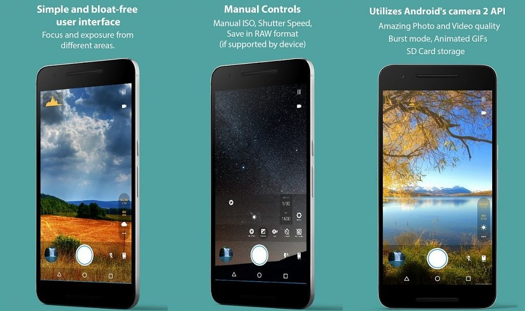 Best Android Camera App