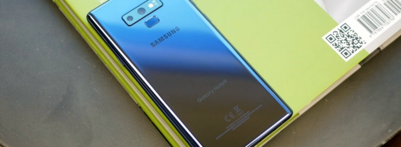 Samsung Galaxy Note 9 update brings Night mode scheduling and FOV changing for selfies