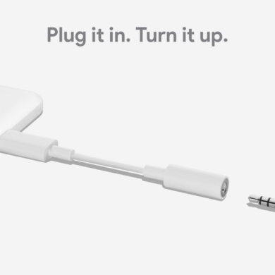 Google releases updated USB-C to 3.5mm headphone adapter ahead of Pixel 3 launch