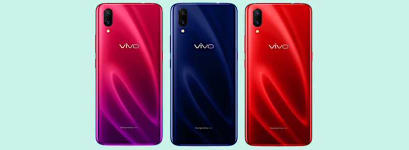 Vivo X23 launches with Snapdragon 670 and in-display fingerprint scanner