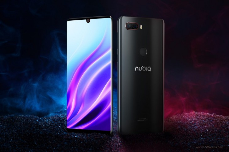 ZTE Nubia Z18 is a nearly bezel-less phone with the Snapdragon 845