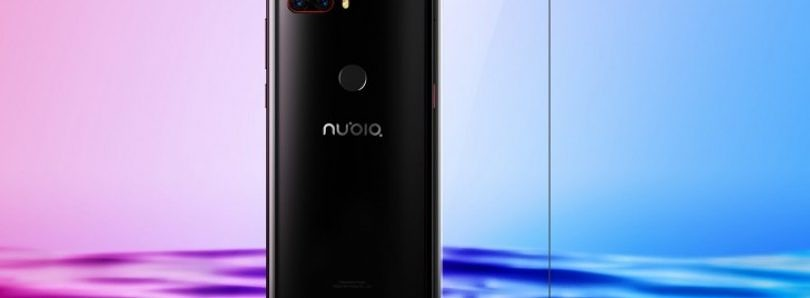 ZTE Nubia Z18 is a nearly bezel-less phone powered by the Snapdragon 845