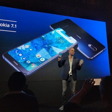 Nokia 7.1 forums are now open