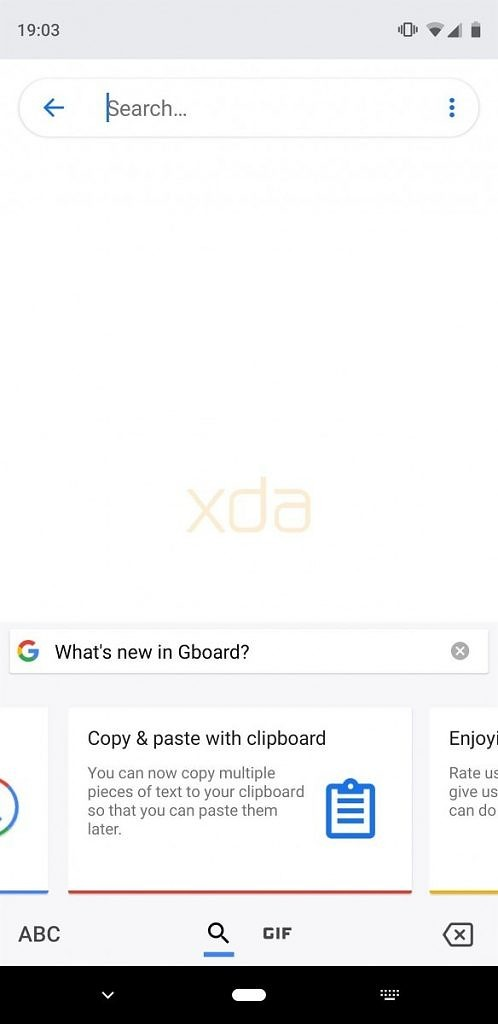 Gboard Clipboard Manager
