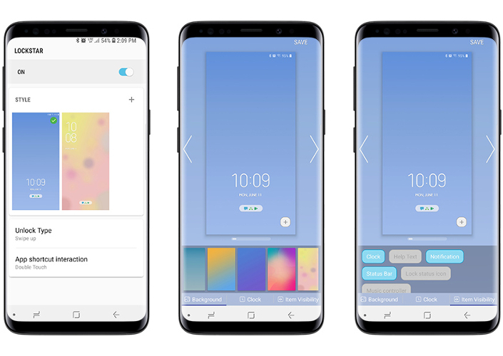 Samsung Themes Prevents Multiple Lock Screen Wallpaper: Samsung's Good Lock Offers The Coolest Smartphone Features