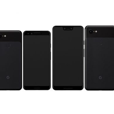 The Google Pixel 3 and Pixel 3 XL are official with Wireless Charging support, Qualcomm Snapdragon 845, and Android Pie