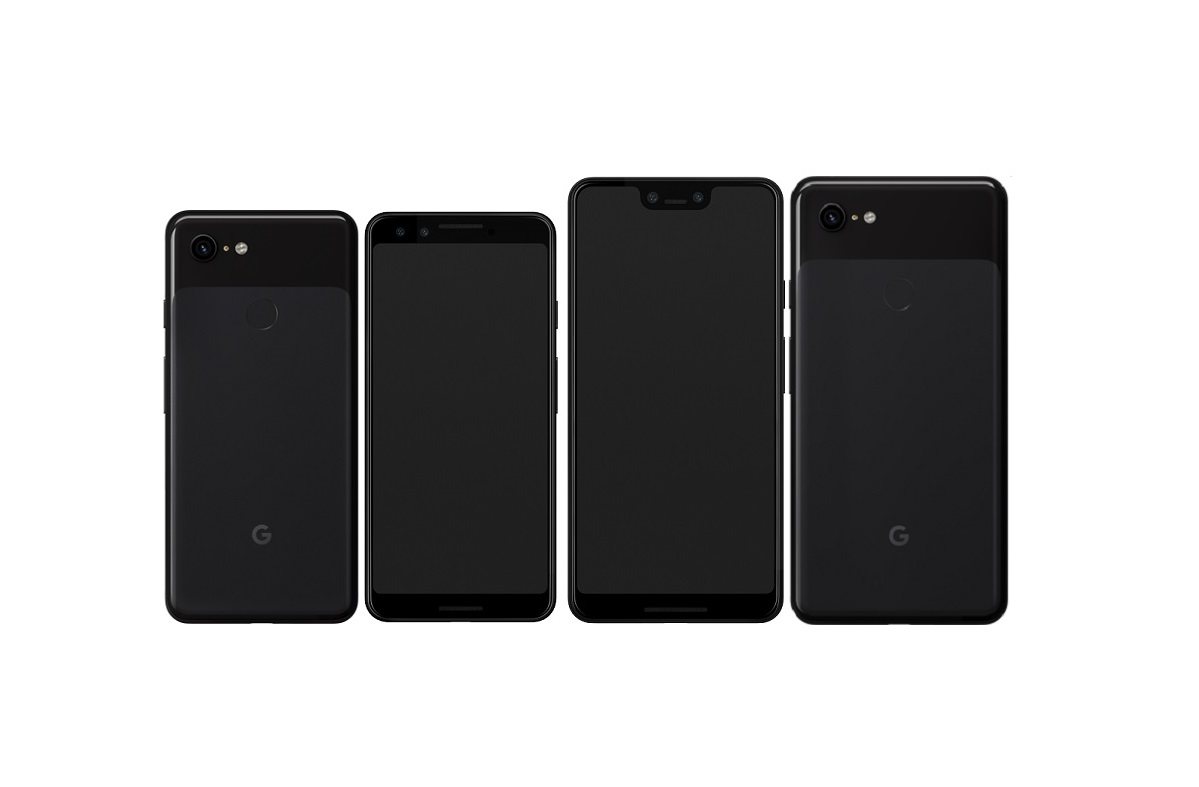 Google Pixel 3 XL uses an OLED display from Samsung