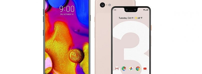 Google Pixel 3 and LG V40 now available on Verizon in the US