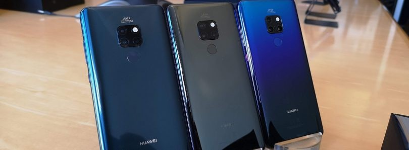 Huawei Mate 20, Mate 20 Pro, and Mate 20 X now support Netflix in HD/HDR