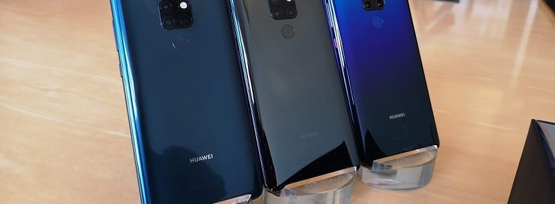 Huawei Mate 20 and Huawei Mate 20 Pro are official – Triple-Cameras, In-Display Fingerprint Sensor, Reversible Wireless Charging