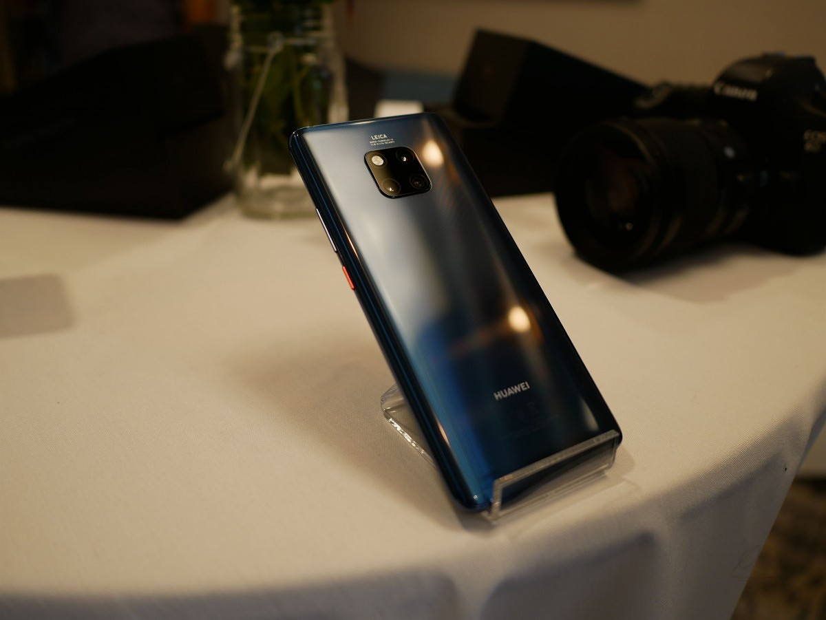 Huawei Mate 20 Pro to launch in India next month as an ...