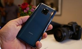 Huawei Mate 20 Pro and Mate 20 X (AL00) are receiving the stable EMUI 9.1 update