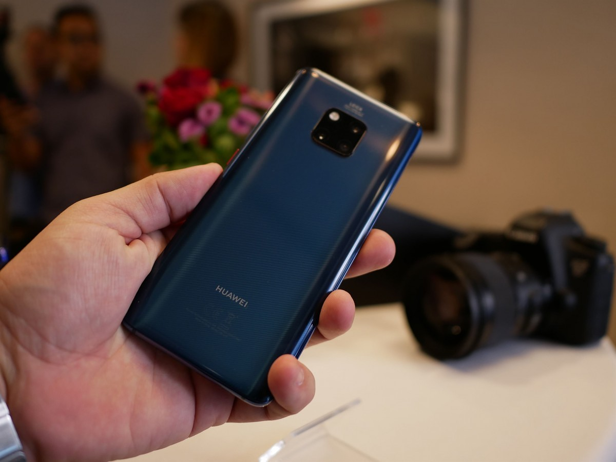 Huawei Mate 20 Pro and Mate 20 X (AL00) are receiving the stable