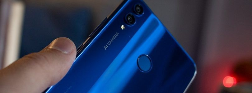 The Honor 8X with AI Camera First Impressions