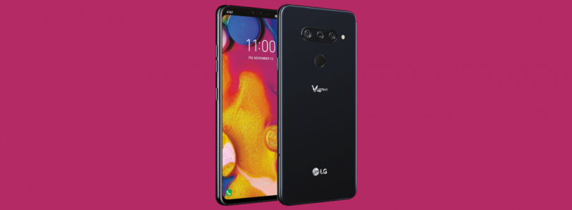 LG V40 ThinQ kernel source code is now available