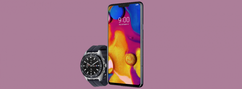 LG V40 ThinQ and LG Watch W7 officially announced: what you need to know