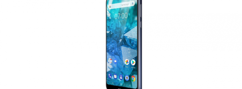 HMD Global rolls out Android 10 to the Nokia 7.1