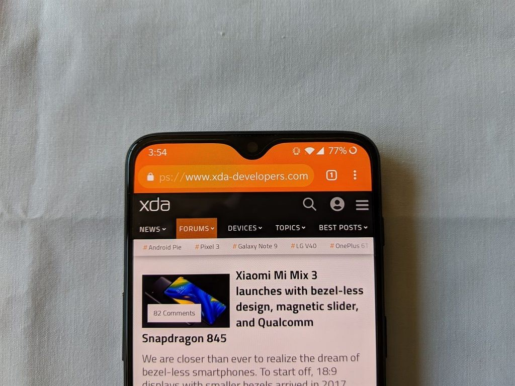 OnePlus 6T Review: The OnePlus 6 successor has a lot to offer