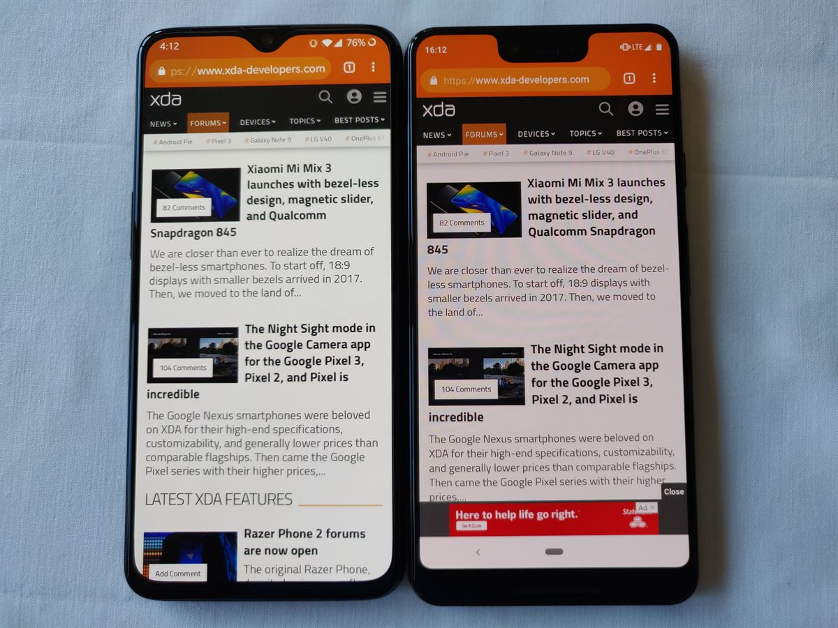 The OnePlus 6 successor has a lot to offer - aadhu com