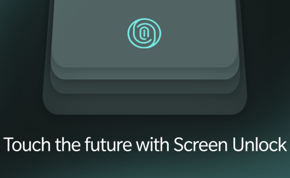 OnePlus explains the story of Screen Unlock on the OnePlus 6T