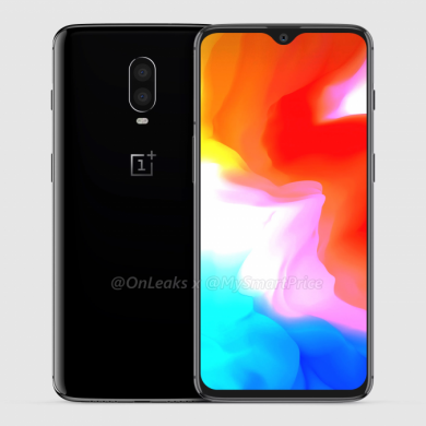 Everything we know about the OnePlus 6T: Waterdrop notch, In-display Fingerprint Scanner, and more (also: win a 6T!)
