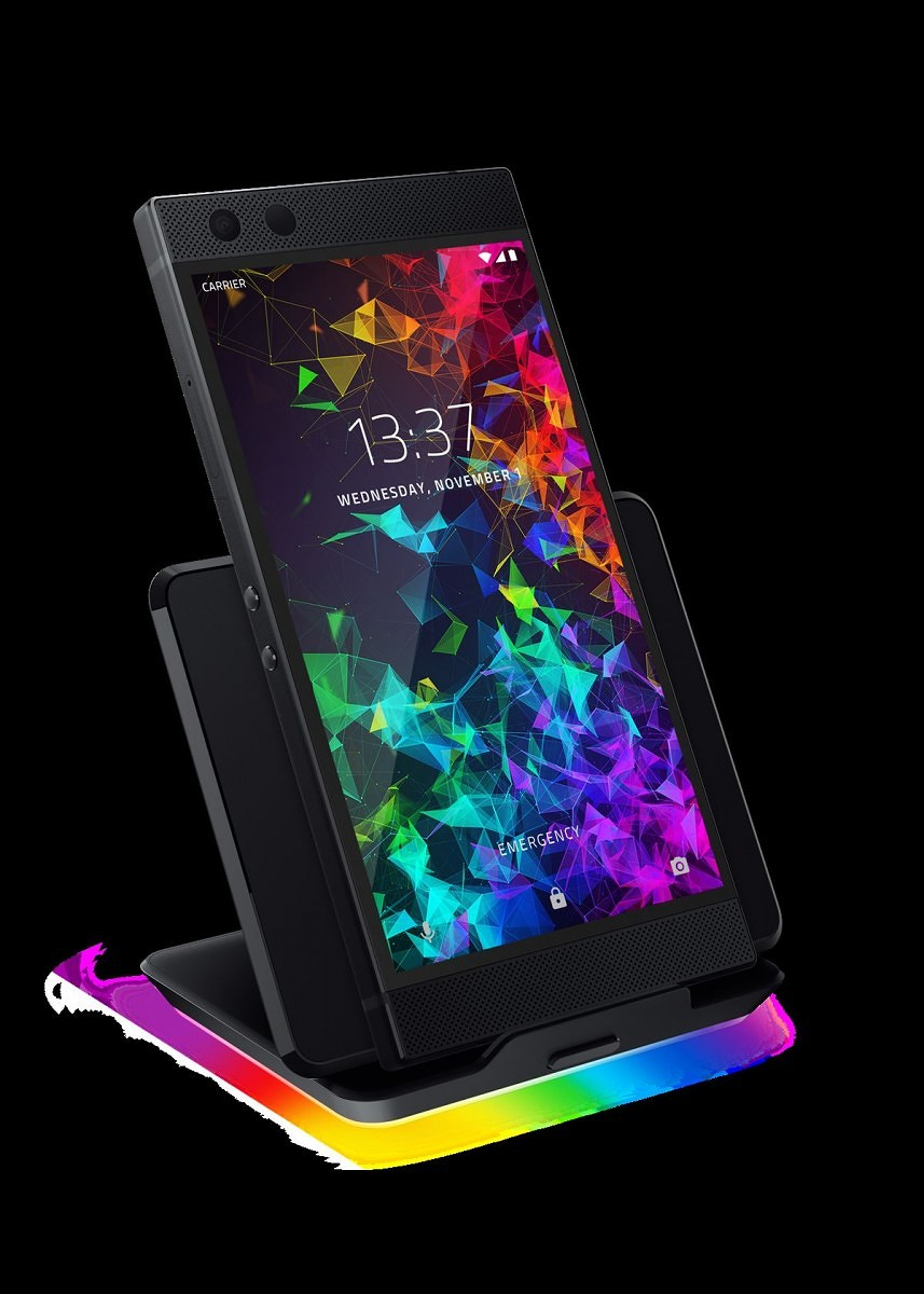 Razer Phone 2 Is Here With Snapdragon 845 Chroma Lighting