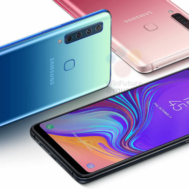 [Update: More images] Samsung Galaxy A9 Star leak reveals Quad Camera features