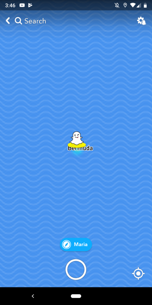 You can enable Snapchat Alpha by going to Bermuda in SnapMap