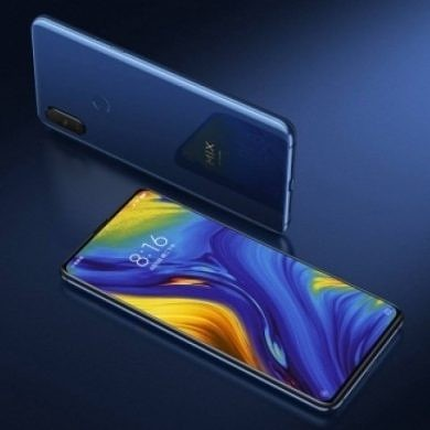 Xiaomi Mi Mix 3 update adds new Slider actions to launch Tools or any App