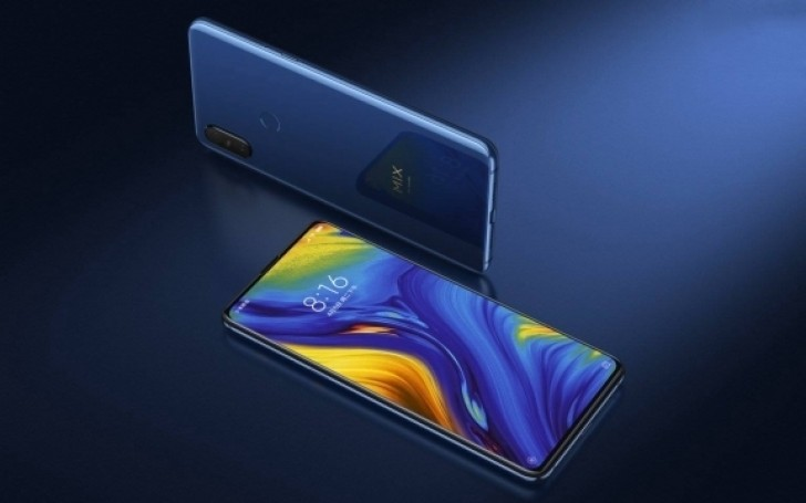7bfdc48f2 Xiaomi Mi Mix 3 launches with bezel-less design