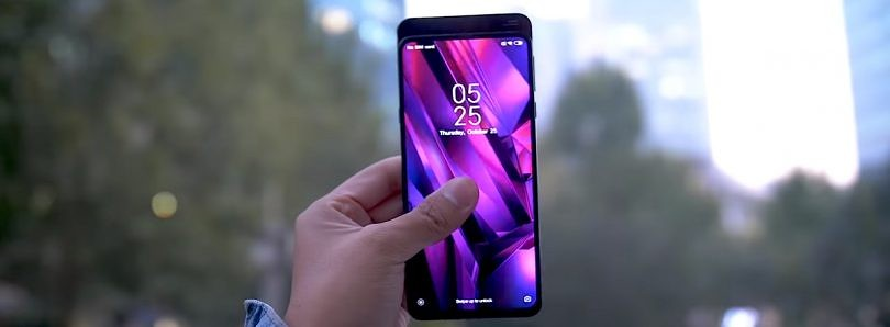 Xiaomi Mi Mix 3 kernel source code is now available