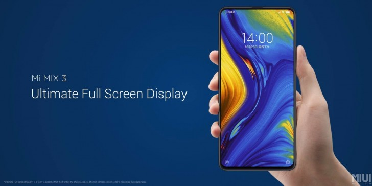 QnA VBage Xiaomi Mi Mix 3 launches with bezel-less design, magnetic slider, and Qualcomm Snapdragon 845