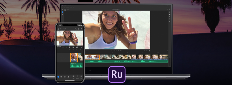 Adobe Premiere Rush CC is coming to Android in 2019