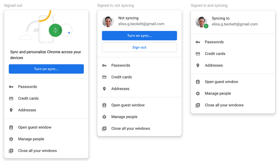 Chrome 70 rolls out with Google sign-in changes, PWA support