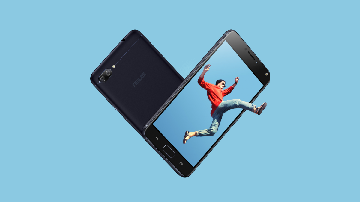 ASUS Zenfone 4 Max gets ZenUI 5 0 update with Android 8 1 Oreo
