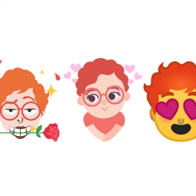 Gboard can make custom emoji stickers from a selfie