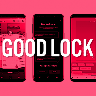 Good Lock's Task Changer now supports Google's swipe gestures