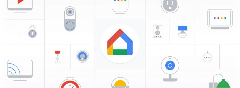 Download: Google Home app with new Material Theme redesign