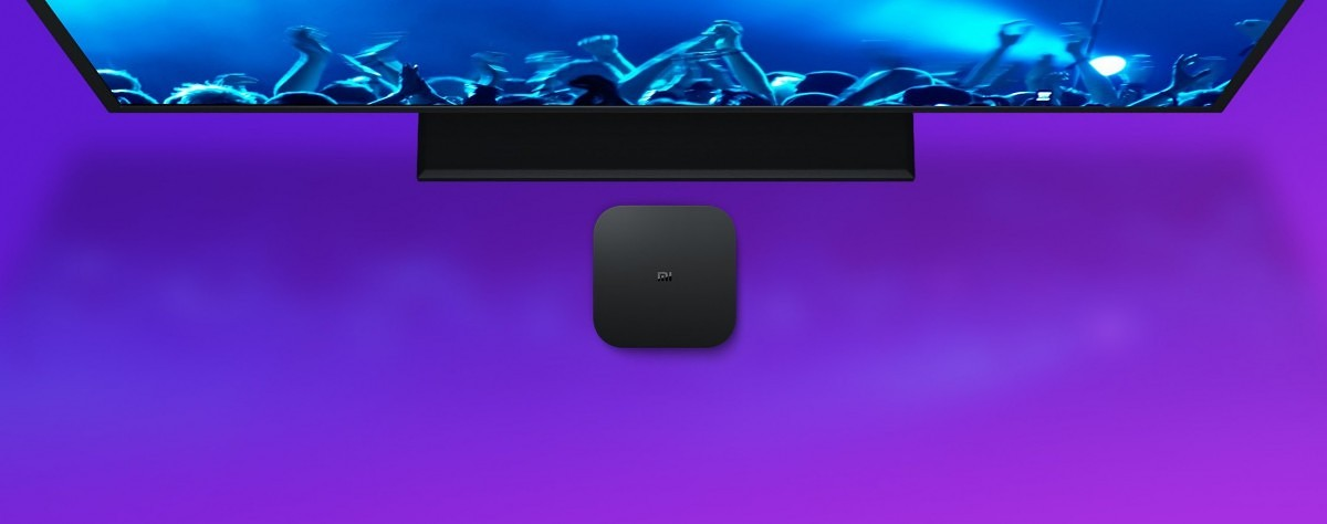 Xiaomi Mi Box S Android TV with Android 8 1, Google Assistant, & 4K HDR
