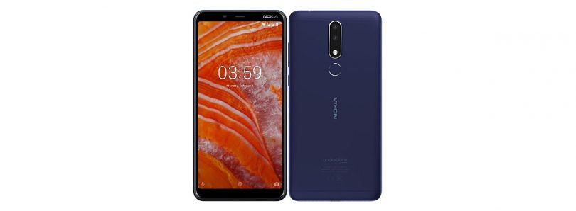Nokia 3.1 is HMD Global's latest smartphone to get Android Pie